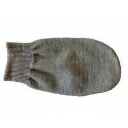 Lniana rękawica do ciała. act natural