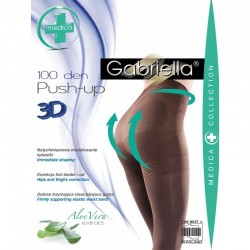 Rajstopy Medica Push-Up 3D 100 den