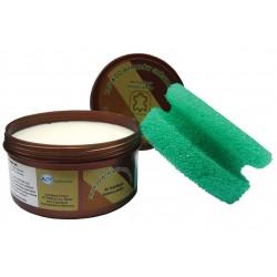 Pasta do czyszczenia wyrobów ze skóry