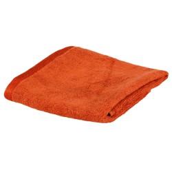 Act natural Ręcznik z włóknem bambusowym 30 x 50 cm koral