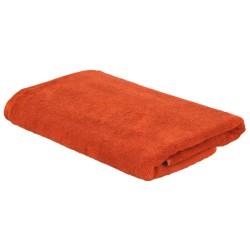 Act natural Ręcznik z włóknem bambusowym 50x100 cm koral